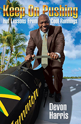 Keep On Pushing: Hot Lessons from Cool Runnings