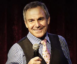 Mark Klein, Comedian