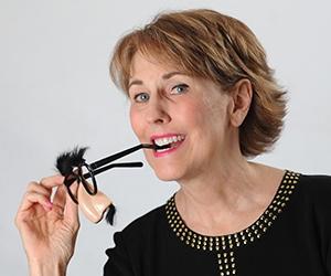 Kay Frances, CSP, Motivational Humorist