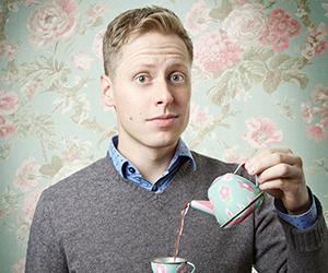 Ben Seidman, Magician, Comedian & Pickpocket