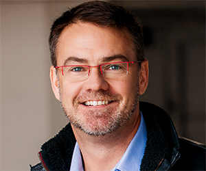 Krister Ungerböck, Entrepreneur and Leadership Speaker