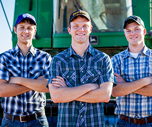 Peterson Farm Brothers, Agriculture Speakers & YouTube Sensation