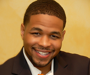 Inky Johnson, Motivational Leader & Former College Football Player